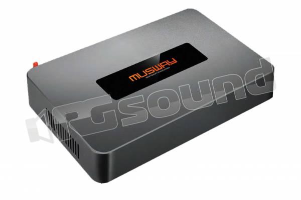 D8 amplificatore 8 canali con processore DSP