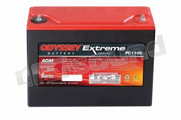 Odyssey Batteries PC1100