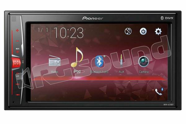 MVH-A210BT con mirroring Android