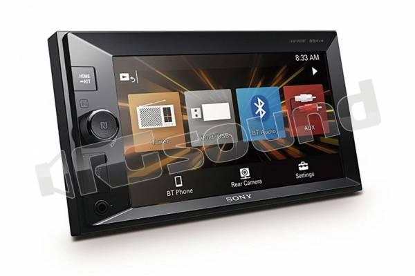 XNV-KIT631 sistema monitor con navigatore TomTom