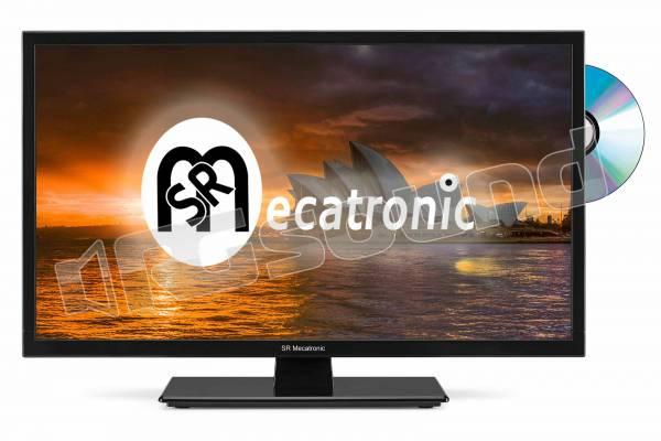 SR Mecatronic LED HD SR TV 20'' DVD