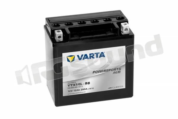 Varta YTX14L-BS