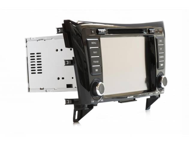 Schema Elettrico Nissan Qashqai : Macrom m of monitor dedicato nissan new qashqai e new trail