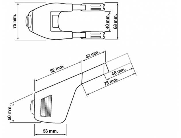 Phonocar Vm499 Dvr Retrovisore Universale