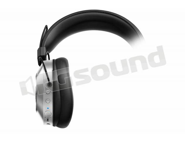 Pioneer SE-MS7BT-S cuffie Hi-Res con Bluetooth - finitura silver ... 97d488be55a3