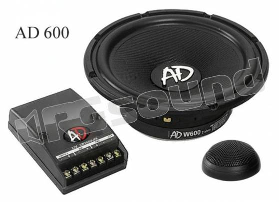 AD Audio Development AD600