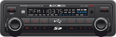 Audiomedia  AM 10 RUSB