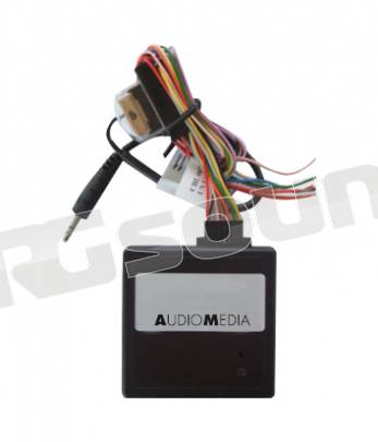 Audiomedia AM SWRC08 CAN BUS - Clarion - Audiomedia