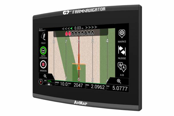 AV Map G7 Farmnavigator
