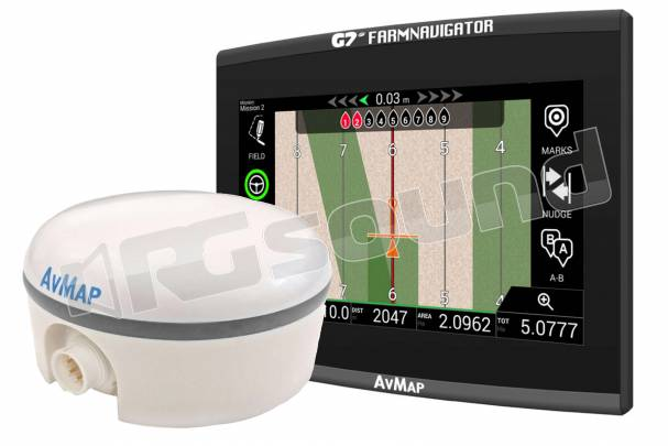AV Map G7 Plus Farmnavigator