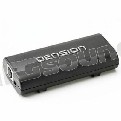 Dension 7137464 - GATEWAY 100 MY09 - Nissan (Autoradio 1 din)