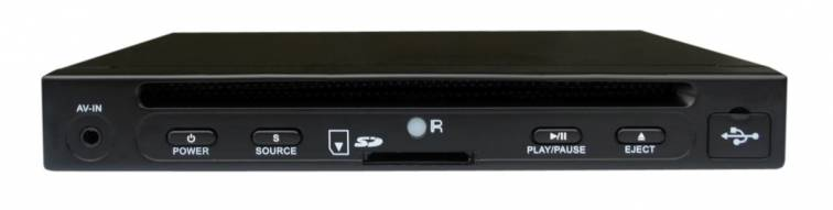 Digitaldynamic DVP 900 HD - DVD DiVX USB