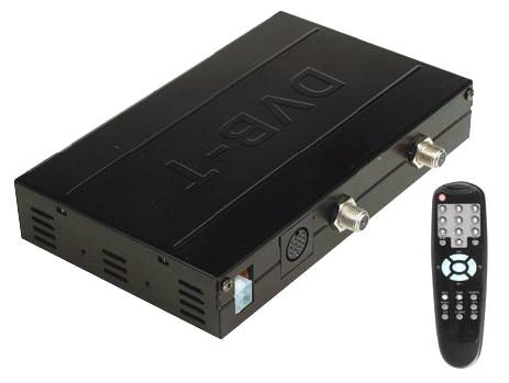 Digitaldynamic TRT-500DVB