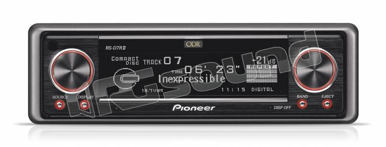 Pioneer RS-D7RII - RS-D7R-2