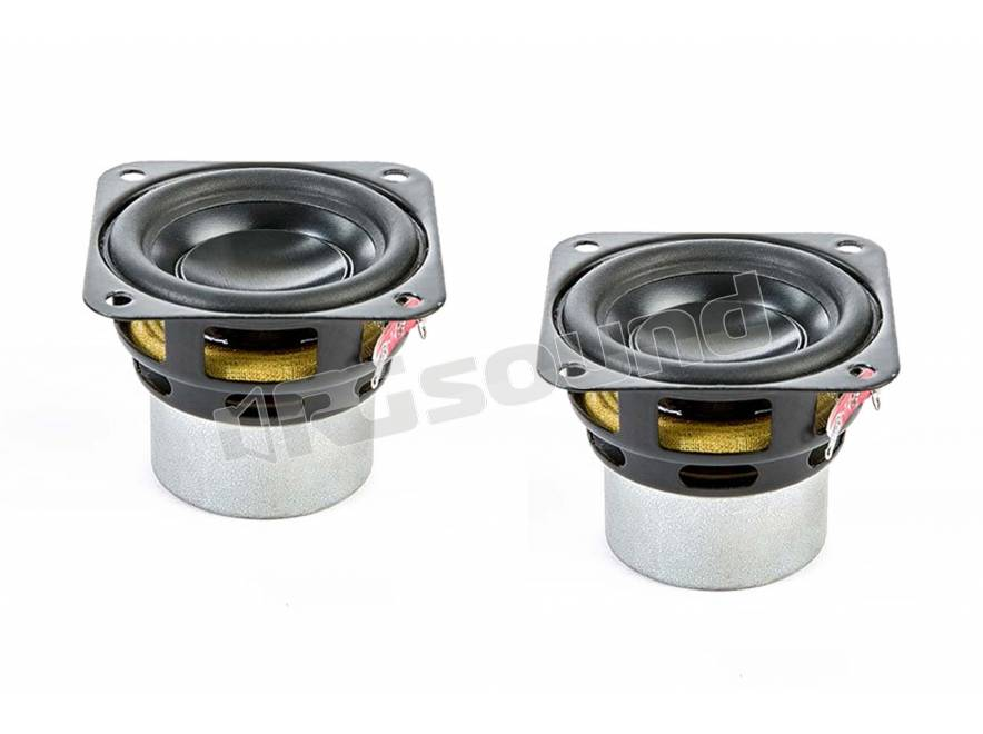 ALTOPARLANTE LOUDSPEAKER Ciare Pa065-3 EXTENDED RANGE 65mm 8ohm 30W
