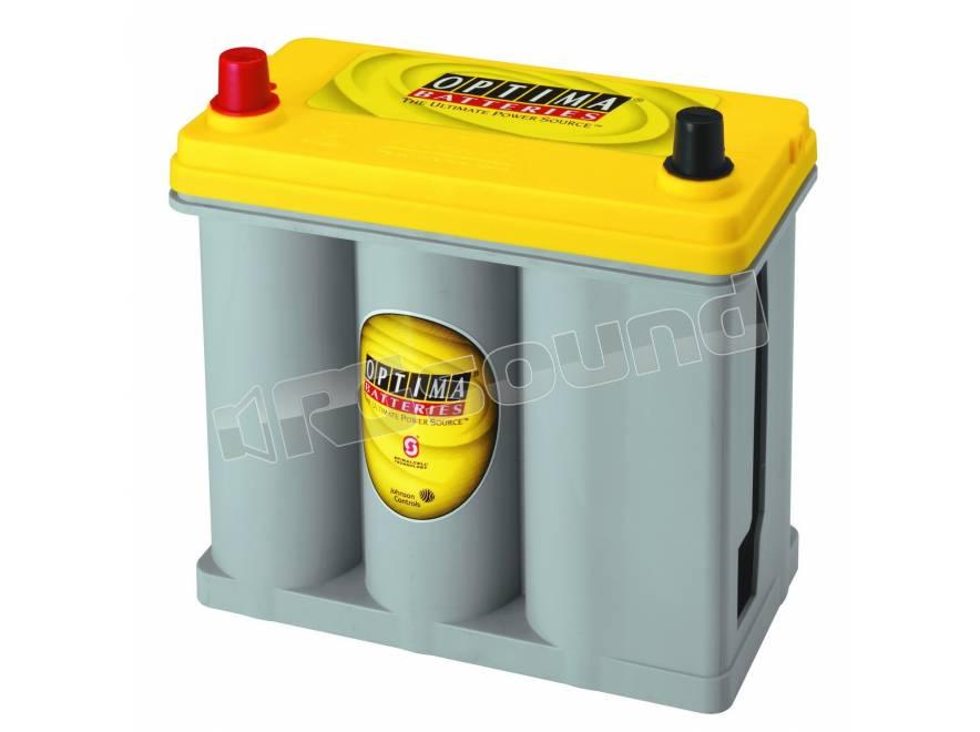 batteria optima batteries per avviamento/servizio per auto nautica