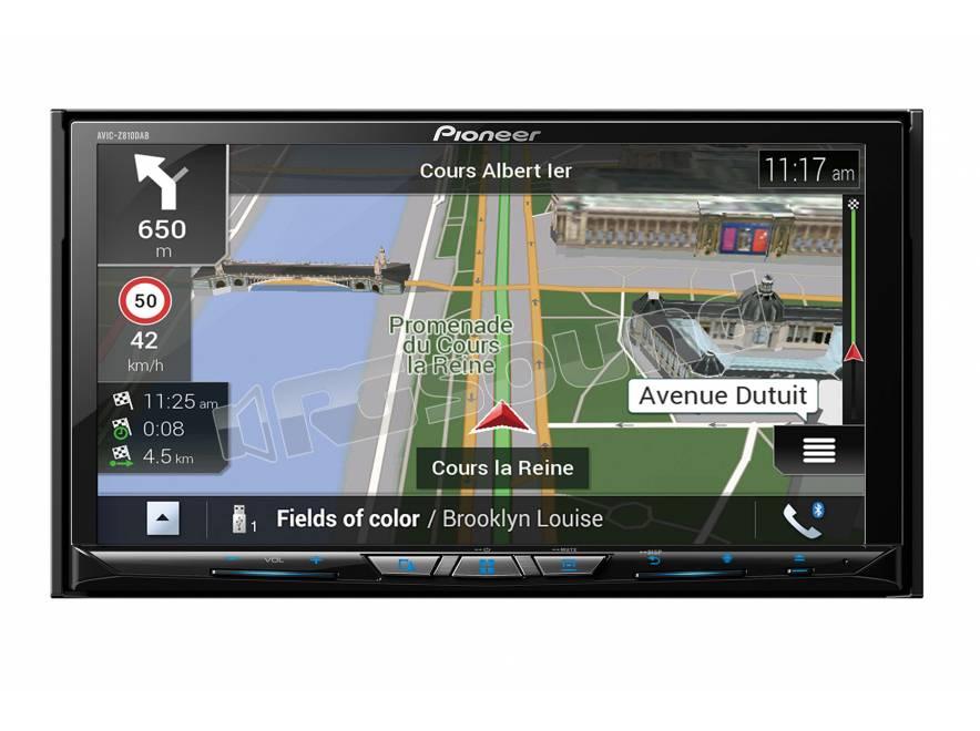 Schermo parasole per navigazione GPS auto da 7 pollici antiriflesso  B0IT