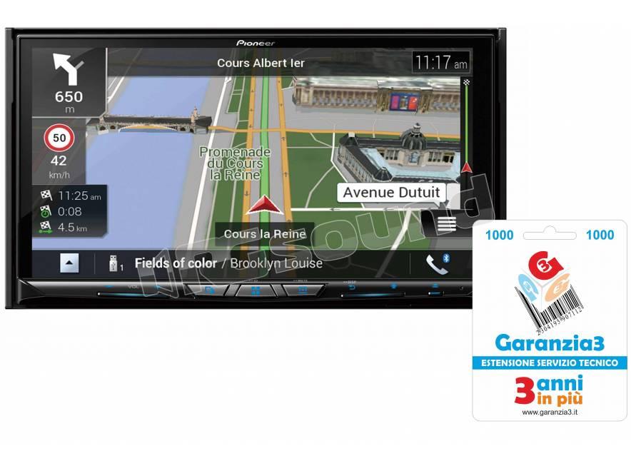 MASCHERINA STAFFE E CAVI RADIO NAVIGATORE GPS 2 Din HONDA CIVIC dal 2012