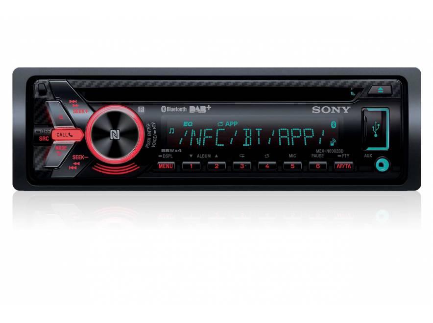 Autoradio din sony rg sound store