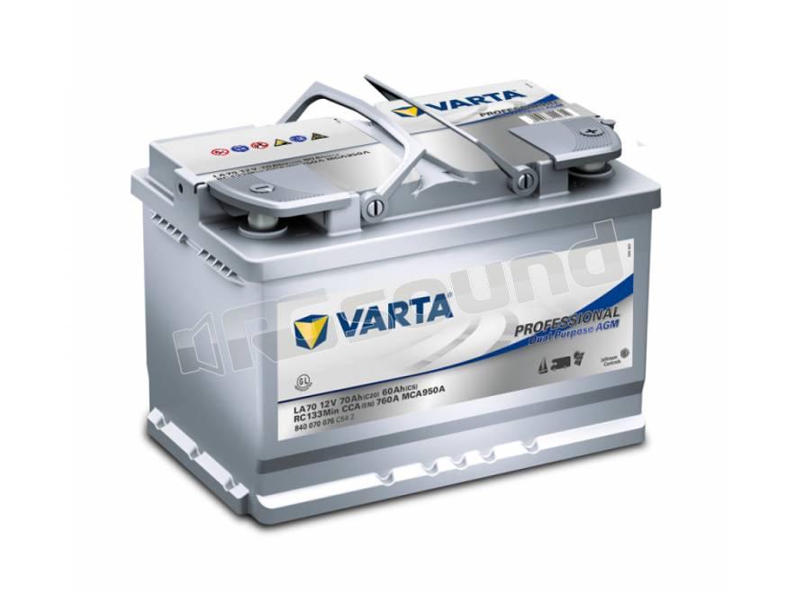 Varta 930090080B912 Batteria avviamento